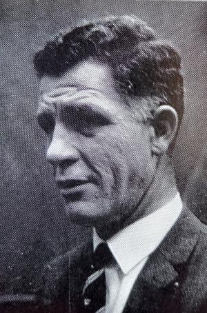 Leo Molijn kreeg zijn kruisje in 1956
