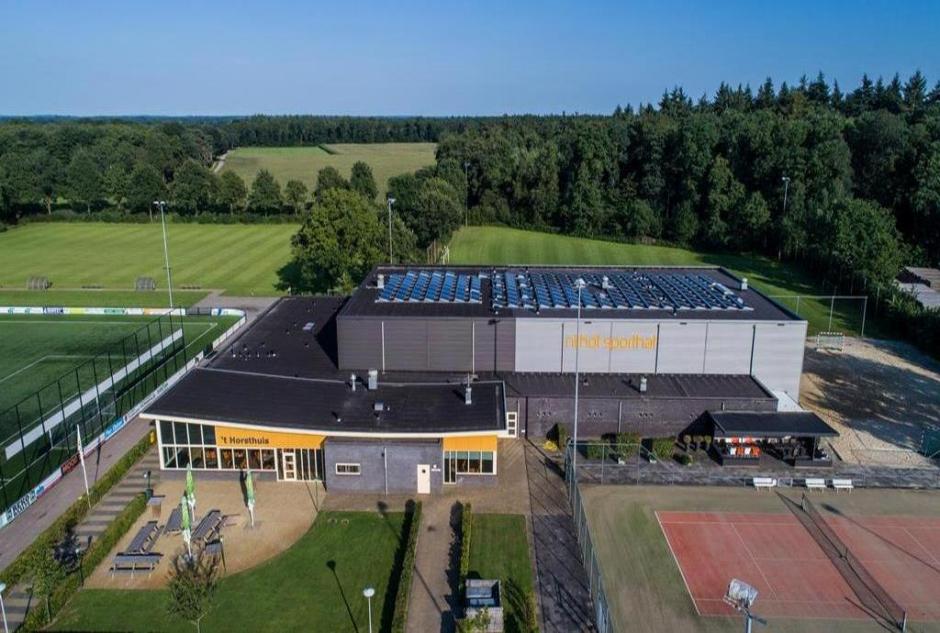 Sportcomplex van Broekland