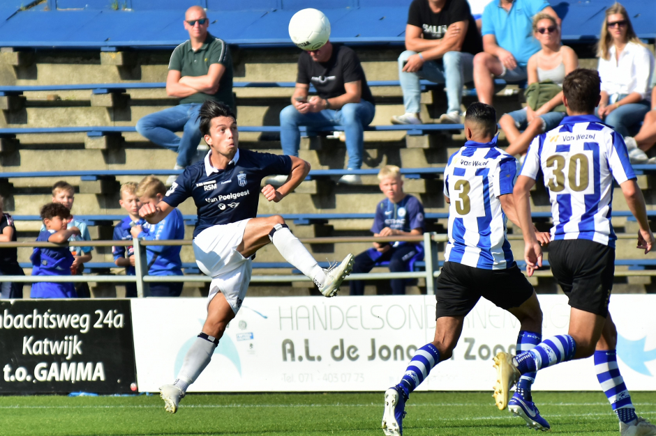 Quick Boys - Koninklijke HFC 1-0