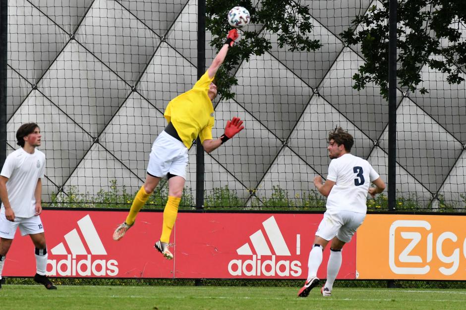 3 juli 2021. Ajax - Kon. HFC